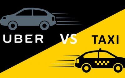 Taxi of Uber, wat is beter?